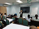 2019 Jan - Epidemiology II in Hanoi - Anita Berglund