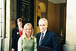 Angelika Mikk and José Carreras