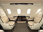 Learjet 75 seats