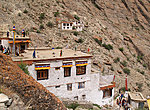 small temples near Hemis