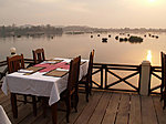 breakfast table, Don Khong