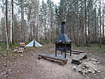 Järlepa camp site