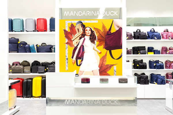 Mandarina Duck, T1 Mall of Tallinn