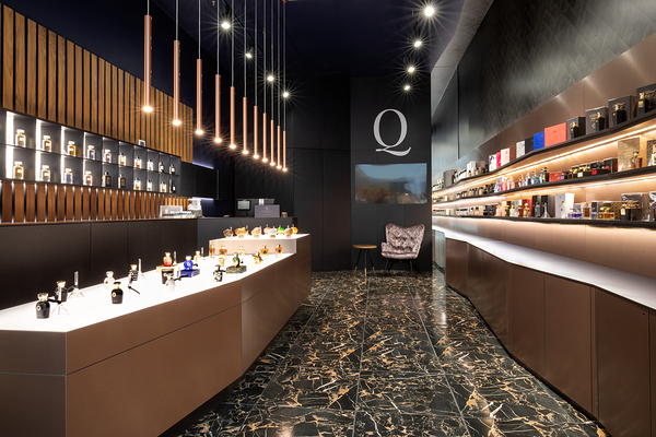 Quintessence, T1 Mall of Tallinn