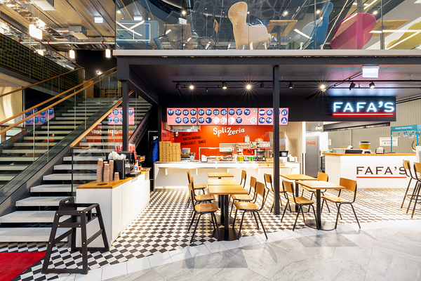 Fafa´s , T1 Mall of Tallinn