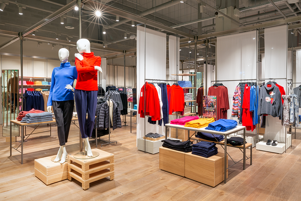 Benetton, T1 Mall of Tallinn