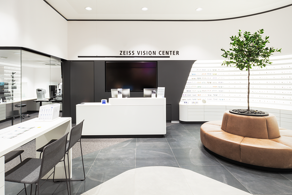 Zeiss Vision Center, T1 Mall of Tallinn