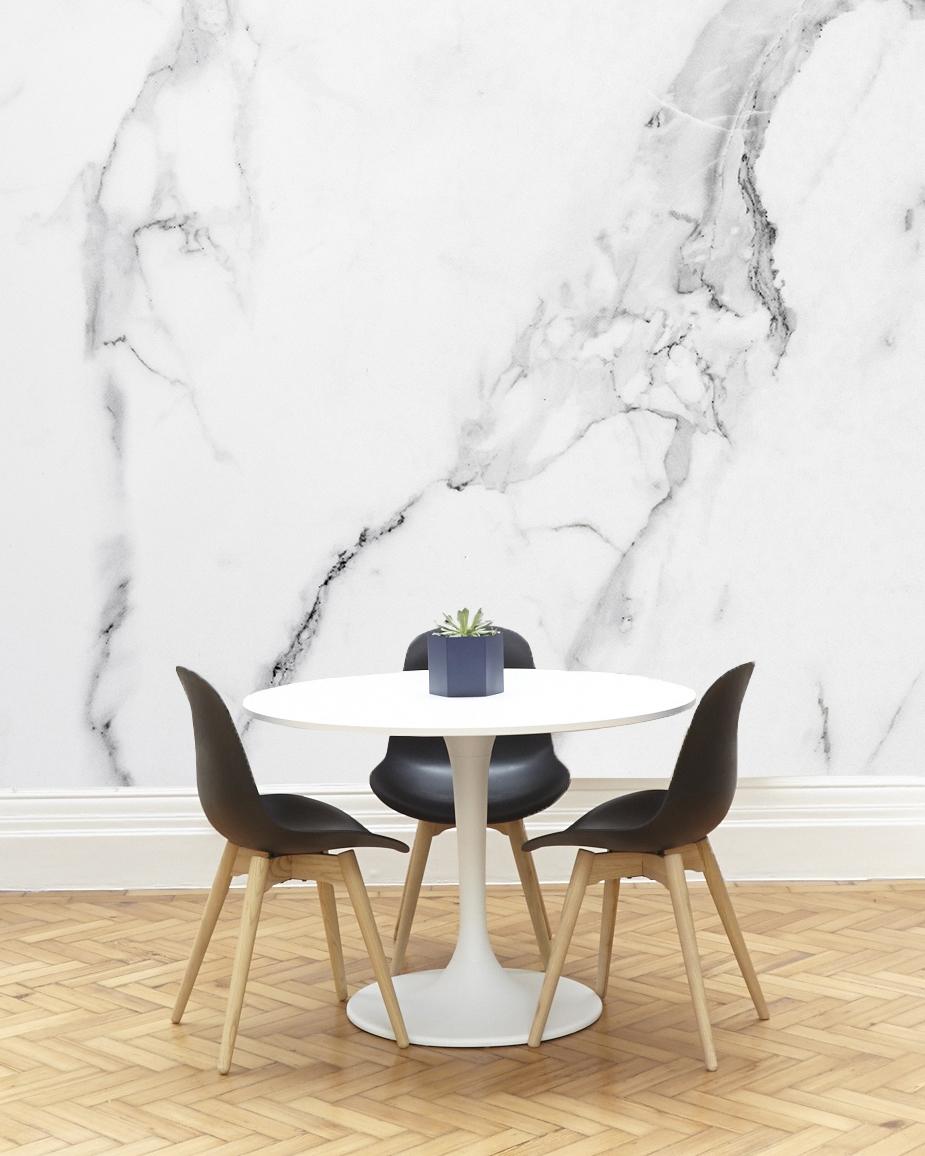 Wallpaper Marble Baubau Furniture And Scandic Home Decor Elements