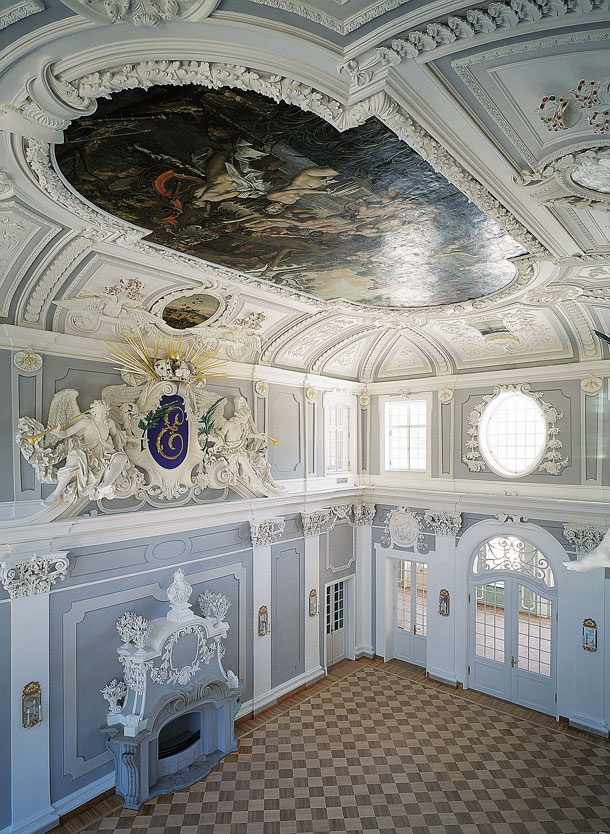 Great Hall of Kadriorg Palace. Photo: Arne Maasik