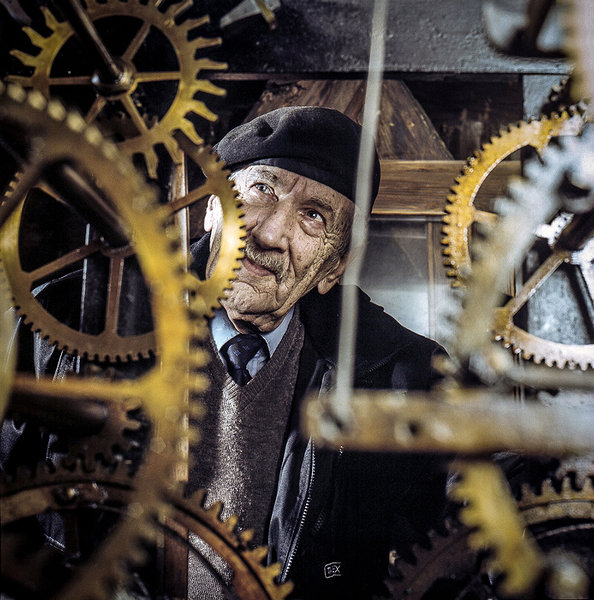 Johan Tralla, clocksmith
