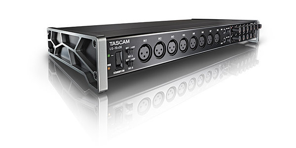 Tascam US - 16 x 08 Audio/Midi Interface