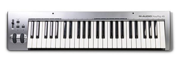 Midi Keyboard M- Audio  KeyRig 49