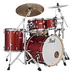 5 Piece Pearl Drumset with hardware