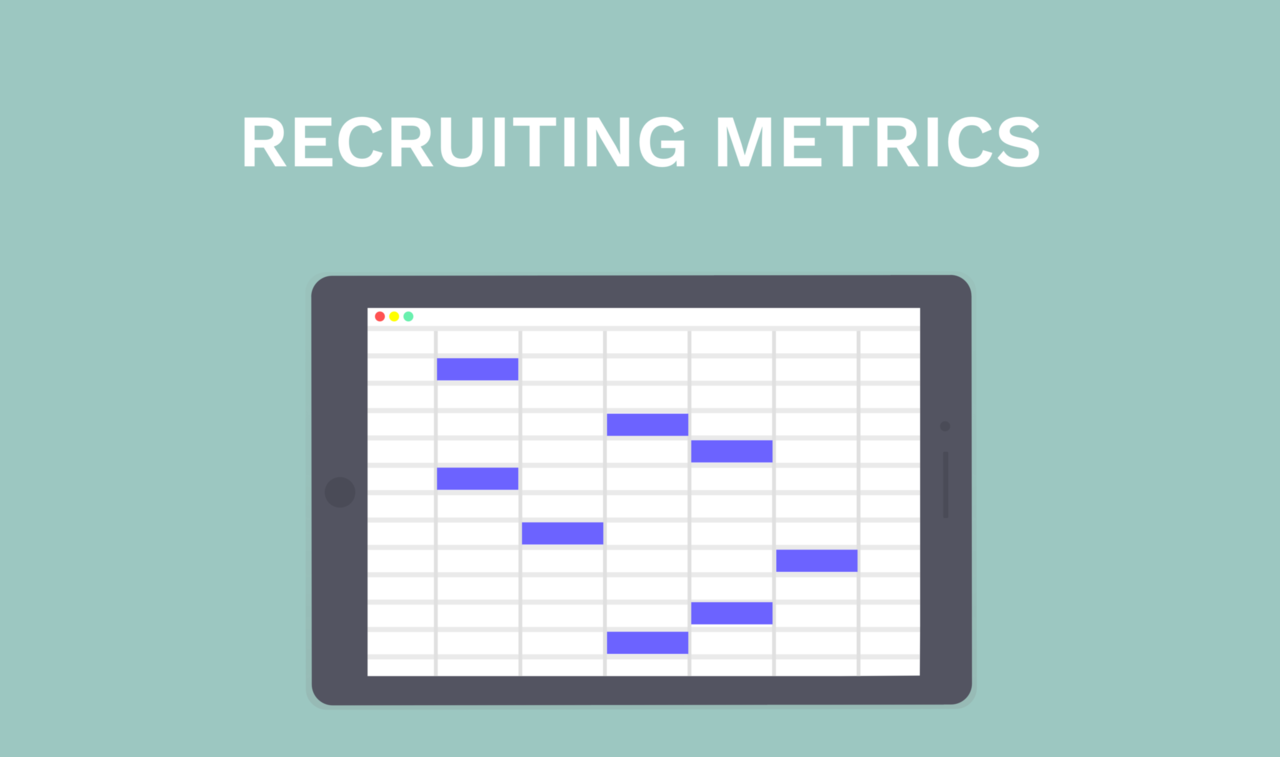18 Recruiting Metrics To Track Free Template Hundred5