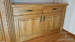 Oak Sideboard with drawers IRENA