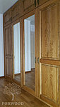 Oak Wardrobe IRENA