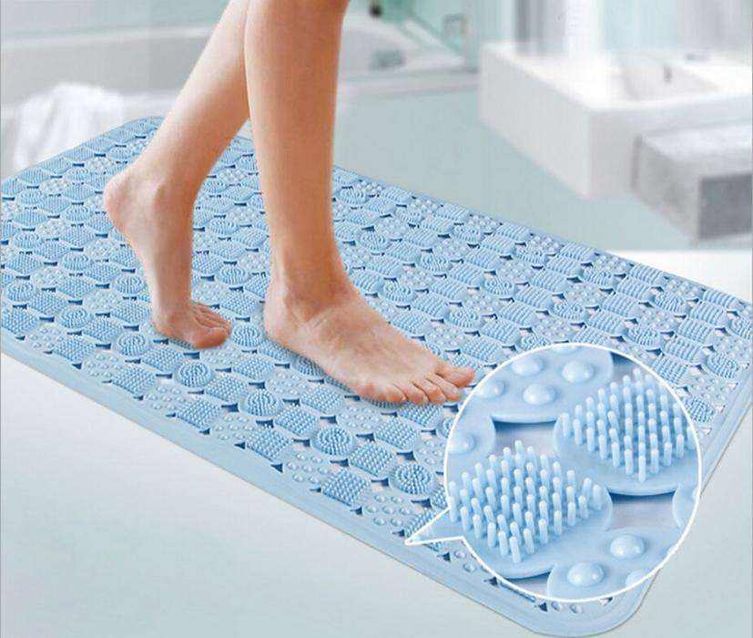 Silicone Rubber Shower Mat (Non-slip) — Madukani