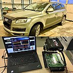 2008 Audi Q7 176kw - Dpf off + chip