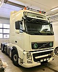 Volvo FH460 chip-tuuning - Lisa 70hp ja 400nm