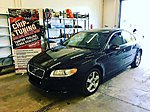 Volvo S80 136kw - stage 1 chip