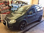 VW Caddy 2010 1,9d 75kw - Stage1 remap