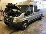 Ford Transit 2008 2.0d 81kw - Egr off