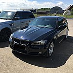 Bmw 330 180 kw 2011 - Stage2 remap. 0-100km/h: 6,869 vs 5,509 sek
