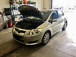 Toyota Auris 2.0 93kw - Dpf off ja chip