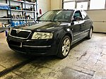 Skoda Superb 2,5d 120kw - Lisasime 21kw ja 60nm. 0-100km/h 12,7 vs 10,0sek