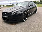 Jaguar XF-s 3.0d 202kw - Stage1 remap