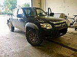Mazda BT-50 - Egr off ja Stage1 remap