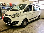 Ford Transit 2016 2.2d 92kw - Stage1 remap