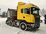 Scania G440, +60hp ja 350 nm