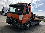Mb Atego 4.25d 125kw, St2 tuuning