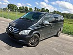 Mb Viano 3.0d 165kw, St2 tune and DPF off, 0-100km/h 10.69 vs 7,95 sek