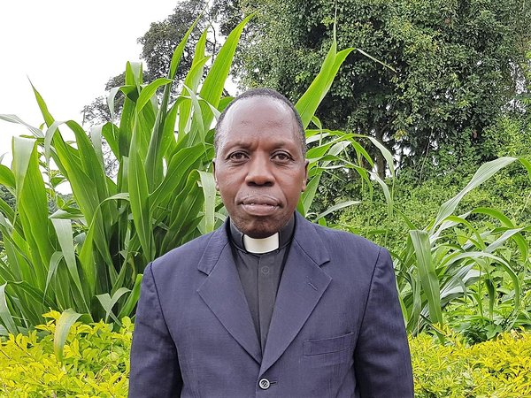 Head of Department - Rev. Loth M. Mwaseba