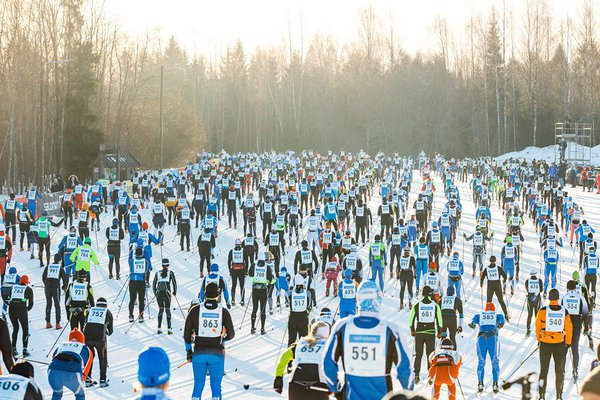 Foto: 46. Tartu Maratoni start, autor: Adam Illingworth