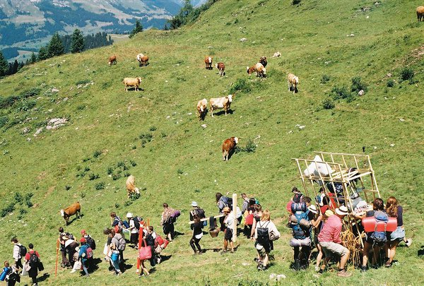 EASA Tourist 2019, Villars-Sur-Ollons, Switzerland. Photo: Liisa Valdmann