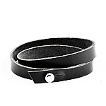leather wristband armlet stella soomlais estonian design