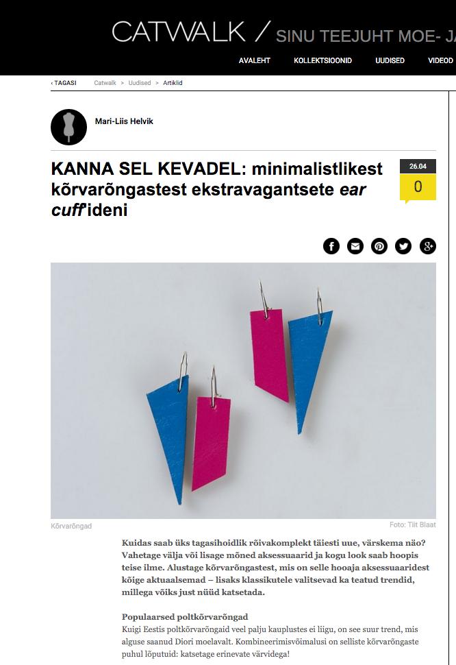 7b8498e7a28 Äripäeva ajakiri Sisustaja: Stella Soomlais usub Eesti disaini tulevikku