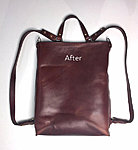 leather bag after care and cleaning