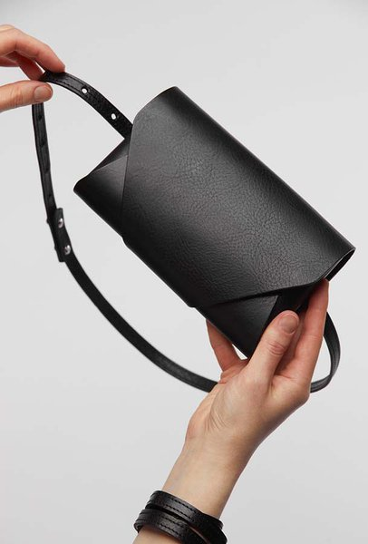 leather purse clutch stella soomlais