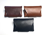 leather coin pocket stella soomlais
