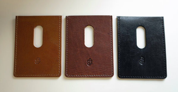 leather card holder stella soomlais