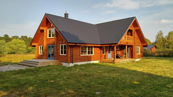 Projekt Hugh/Estonian Log Cabins OÜ