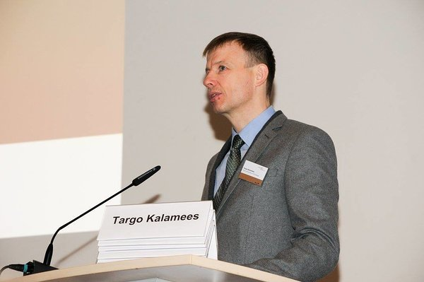 Targo Kalamees, Tallinn University of Technology. Photo: IHF 2017