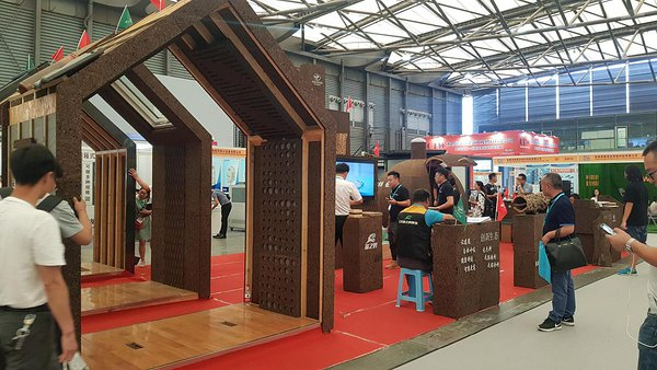Shanghai International Green Architecture and Construction Materials Expo. Foto:EPML