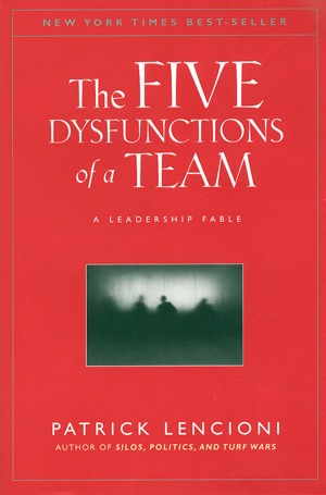 the five dysfuctions of a team