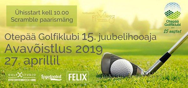 b399bf70ce7 Otepää Golfiklubi 15. juubelihooaja avavõistlus on peetud ning parimatest  parimad on: