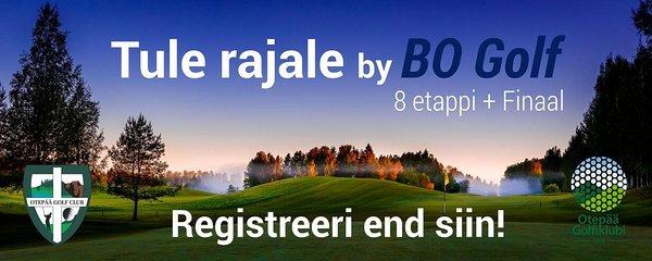 af5bd7859f7 Algajate sarja Tule Rajale by Bo Golf 8 suvist etappi on peetud ning  mängida on jäänud ainult finaalvõistlus.